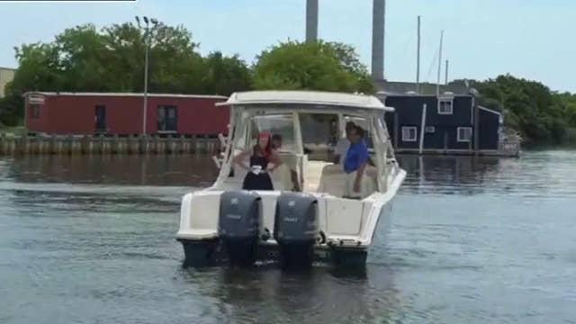 Boat sales get boost from coronavirus