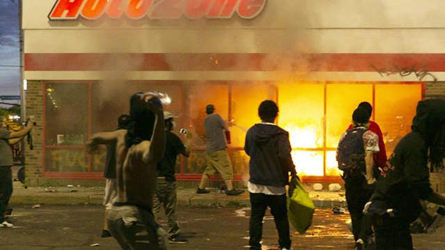 Rioters using Floyd's death to destroy democracy: Kiron Skinner