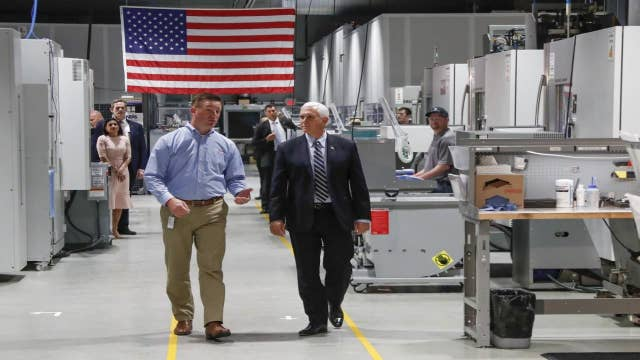 Trump administration looks to bring back US manufacturing