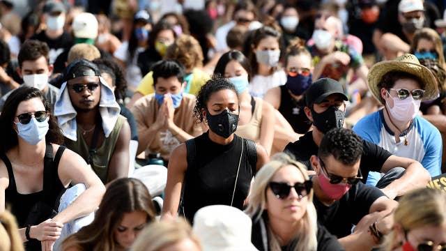 Former LA mayor: Gov. Newsom 'almost forced' to impose mask order over pushback