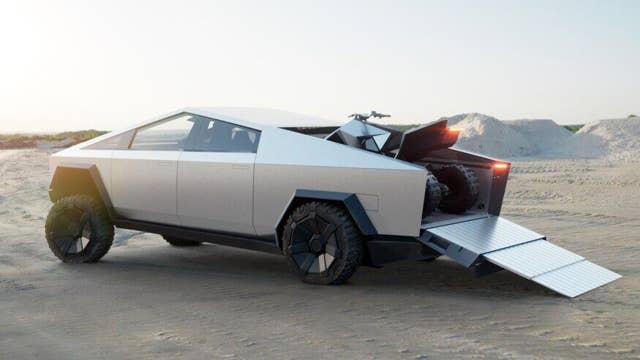 Tesla Cybertruck could be world's first 'circular car': Expert