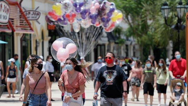 Coronavirus won't lead Disney fans to lose love of the parks: Former imagineer