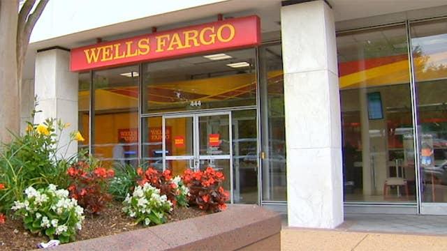 Wells Fargo breaks with Wall Street's biggest banks