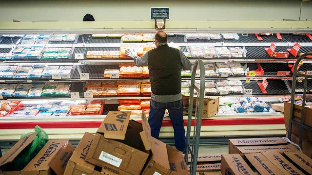 Food prices see biggest monthly increase in 46 years
