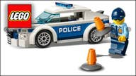 LEGO pulls ads for White House, police sets