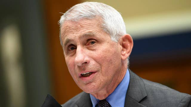 Fauci: We haven't been told to slow down coronavirus testing