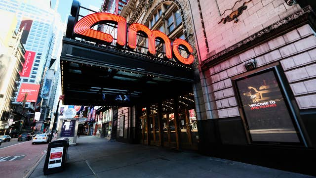 AMC CEO on reversing mask policy: Customer base wants mask-wearing to be required