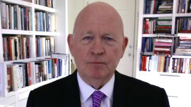 China becoming 'increasingly arrogant' on economy: Michael Pillsbury
