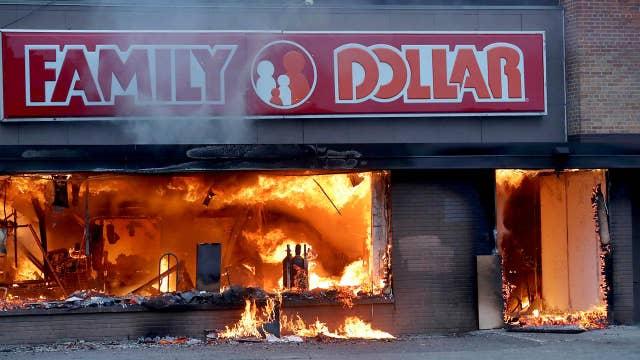 Rioting, looting hurts the economy, Americans: David Webb