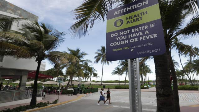Miami mayor on closing beaches July 4th weekend: Shouldn't have compliance issues