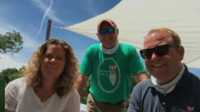 New Jersey restaurant owner on outdoor dining: Customers ready to get back to life