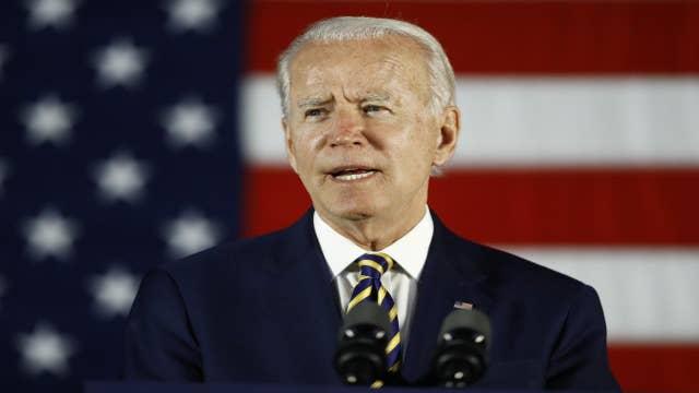 Biden presidency making investors nervous: New York Post columnist