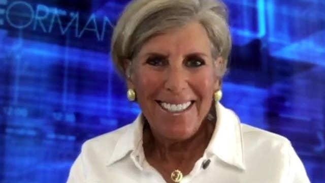 Suze Orman on coronavirus savings: Leave it in your bank account