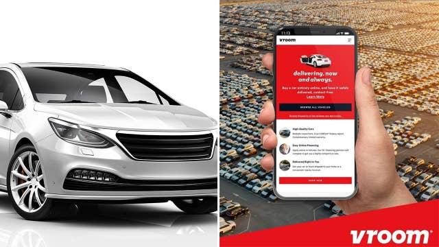 Virtual Car Sales Booming During Coronavirus Vroom Ceo On Air Videos Fox Business
