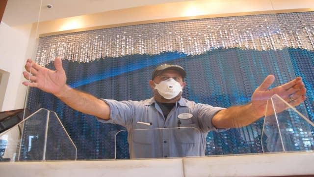 Plexiglass, plastic see massive demand amid coronavirus