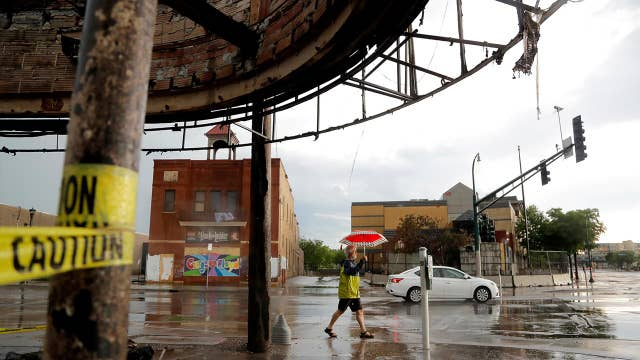 Minneapolis businesses hit by riots will rebuild: Official