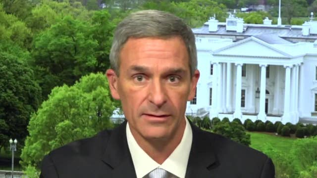Trump altering immigration system to prioritize American workers: Ken Cuccinelli