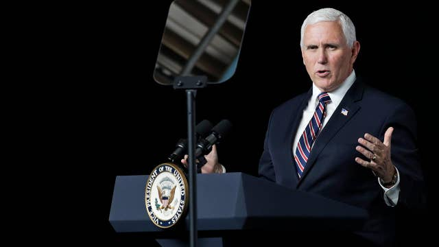 Pence: All 50 states are opening 'safely and responsibly'