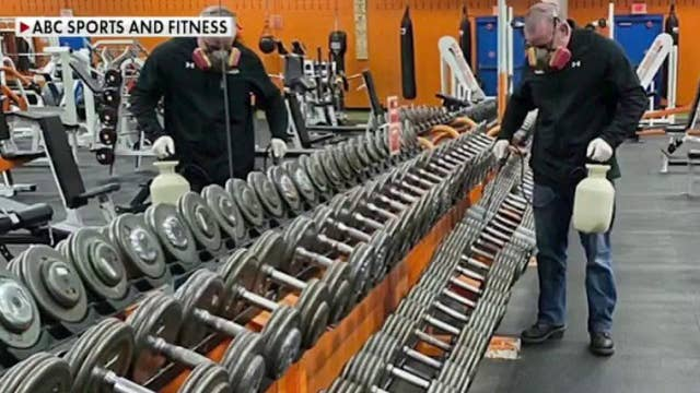 New York gyms excluded from phase four reopening plan