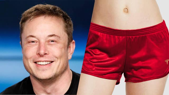 Tesla sells out of limited edition short shorts