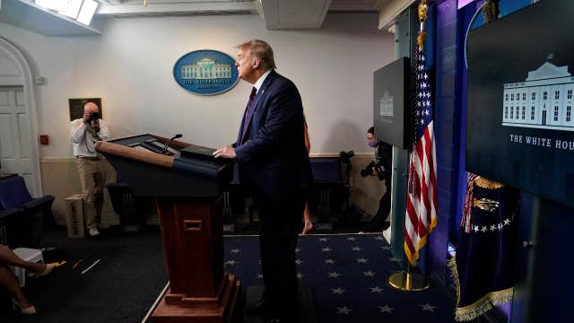 Trump agrees with rolling back of unemployment insurance