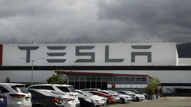 Trump: Elon Musk building Texas Tesla factory is example of 'America First' effort