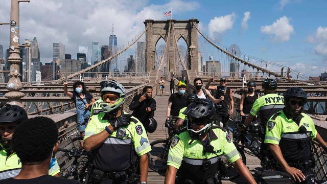 The disease is gun violence, the cure is law enforcement: Former NYPD lieutenant