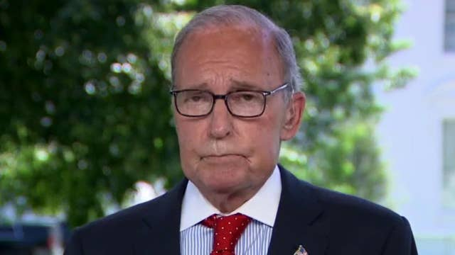 Kudlow: Trump is not in 'good mood' about China