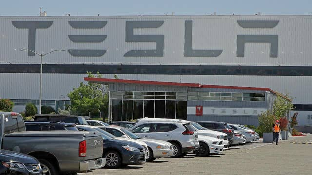 Tesla shares could implode if it misses earnings, not included in S&P 500 index: Gasparino