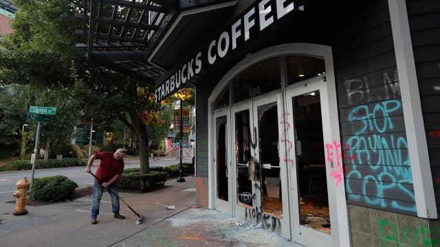 Seattle business suffering from violent protests, coronavirus: Jason Rantz