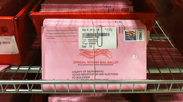 Do local governments have the resources to verify mail-in ballots?