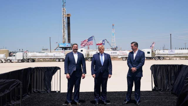Trump: We ended the war on American energy