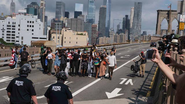NYC anti-police actions won't stop until de Blasio leaves or feds step in: Former NYPD commissioner