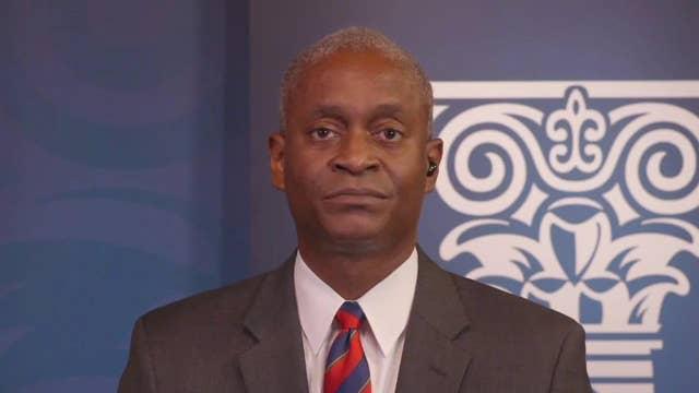 Ending racism in America will improve economy: Atlanta Fed president
