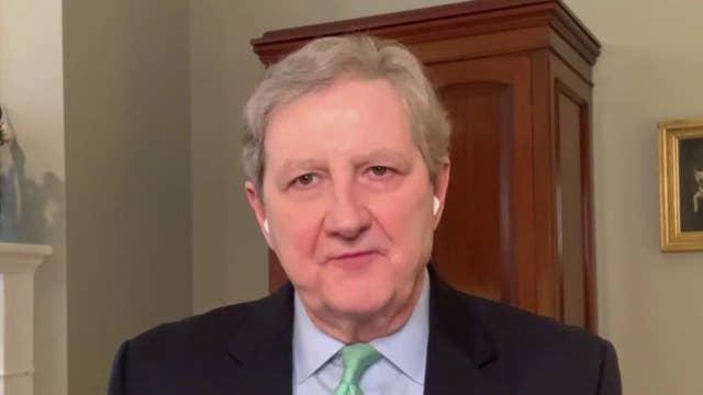 Trump needs to stop Chinese communist 'thugs': Sen. Kennedy