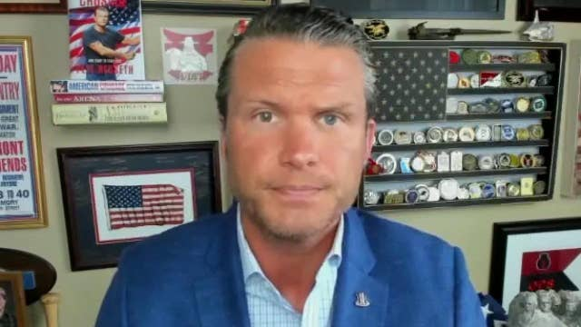 Trump's Mount Rushmore speech laid 'groundwork' for contrast election: Pete Hegseth