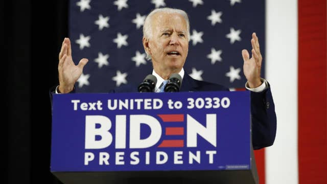 Goldman Sachs is right, Biden would be a disaster for economy: Ronna McDaniel