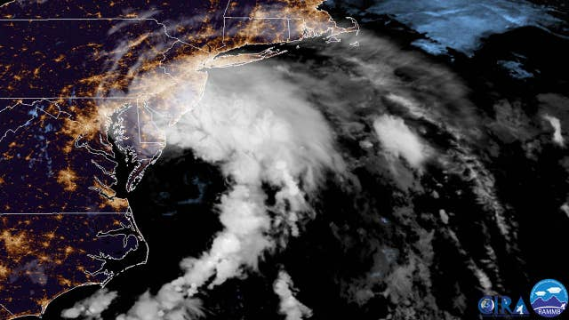 Tropical Storm Fay expected to hit Northeast tonight