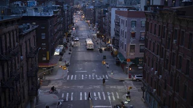 Is coronavirus the beginning of the urban exit?
