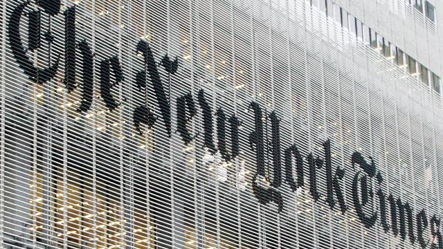 NY Times editor resigns citing bullying, suppression of speech by colleagues