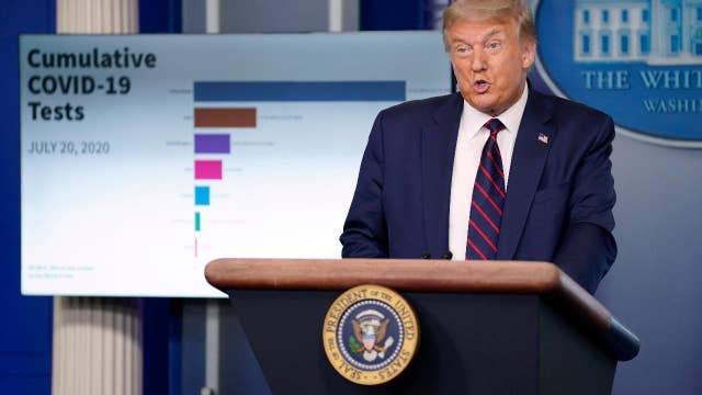 Trump: Coronavirus will disappear