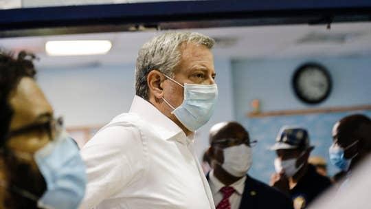 De Blasio 'grandstanding' on police reform, so cop unions file lawsuit: reports