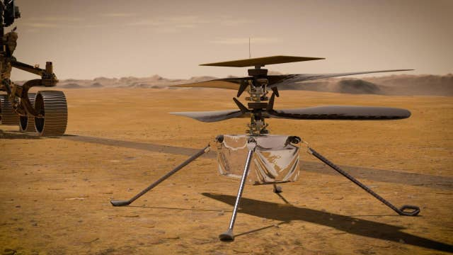 NASA to launch Mars 2020 mission