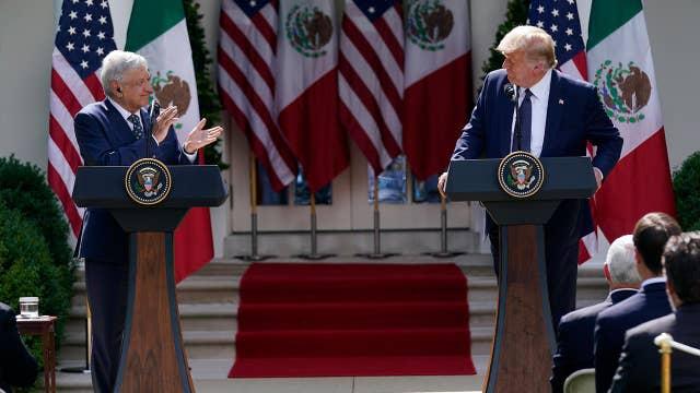 US-Mexico relationship 'critical' to improve trade, decrease border crime: Trump 2020 adviser