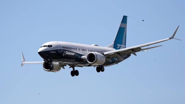 Trump: Boeing has made 'tremendous progress' on 737 MAX