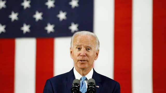 Biden aims to turn celebrity support into votes
