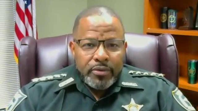 Florida sheriff rips media: 'Talk is cheap'