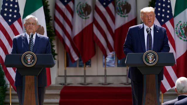 Trump: USMCA is the 'largest trade deal ever made'