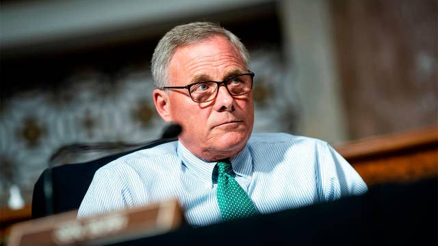 Burr's team growing confident it can show senator traded on public information: Gasparino