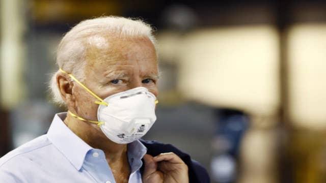 Biden will not challenge Democratic rhetoric: New York Post columnist